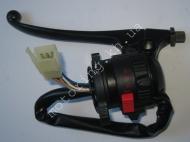 Блок кнопок (левый) ZONGSHEN ZS200GY-2 (MOD)