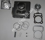 Поршневая (ЦПГ)(63)CG 200cc(163FMI) водянное охлаждение