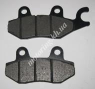 Колодки тормозные передние VIPER V200-10 (MOD)