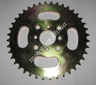 Звезда задняя для квадроциклов  ATV 428-40T
