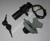 Комплект замков + крышка бака VIPER V250 R1 (ORIGINAL)