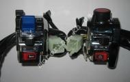 Блок кнопок управления (л+п) MUSSTANG MT150-250 4V (Трицикл)