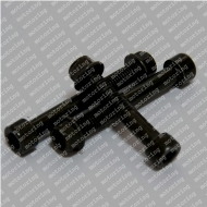 Винты крепления пролинга (комплект) VIPER V250VXR (MUS)