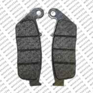 Колодки тормозные задние VIPER R1 (MUS)