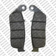 Колодки тормозные задние SHINERAY XY250-3A (Z1)