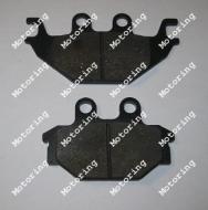 Колодки тормозные задние VIPER V250 R1 (ORIGINAL)