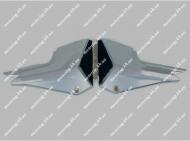 Пластик боковой центральный (боковина нижняя) пара GEON PANTERA
