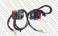 Блок кнопок (пара) VIPER V200-F2/V250-F2 (MOD)