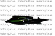 """Пластик """"задняя панель сиденья"""" Левый VIPER V200N (Original Mod)"""