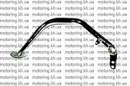 Лапка заднего тормоза Delta Alpha Active (MOD original)