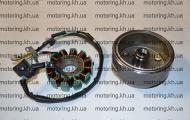 Генератор  + магнит VIPER VM250-GY 12 катушек