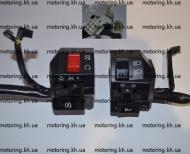 Блок кнопок Л+П VIPER VM250-GY (MOD)