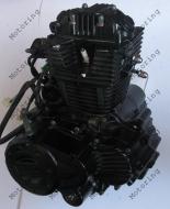 Двигатель CB-250 FMM 165 с балансировочным валом