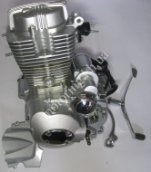 Двигатель CG-200 FML 163 VIPER ZUBR вал под реверс