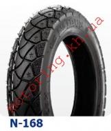 Мотошина 130/90-15 NAIDUN N-168 (бескамерная шина)