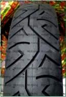 Мотошина 120/80-17 Китай (бескамерная шина)