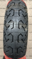 Мотошина 120/90-10 CASCEN лысая (бескамерная шина)