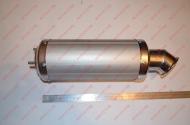 Глушитель для квадроциклов (прямоток)  Forte Bull 200 (Original)