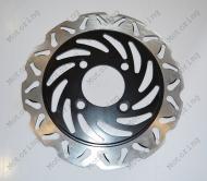 Тормозной диск задний Pitbike 250сс (PIT-016)