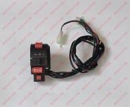 Блок кнопок ATV (Левый) Forte/Jinling 110/125