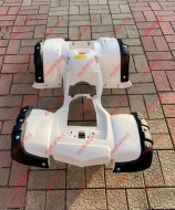 Крыло переднее+заднее ATV Forte/Jinling 110/125
