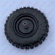 Колесо (переднее под дисковый тормоз) 4,10-6 в сборе Forte/SPARK